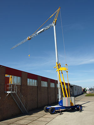 Ladybird Crane Hire - News