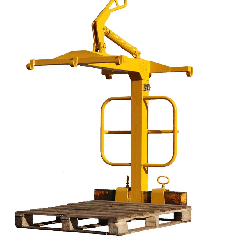 Ladybird Crane Hire Accessories